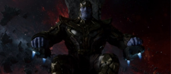 First Look: Josh Brolin as Thanos