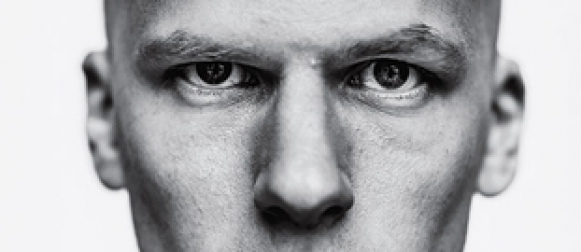 First Look: Jesse Eisenberg as Lex Luthor in 'Batman v Superman: Dawn of Justice'