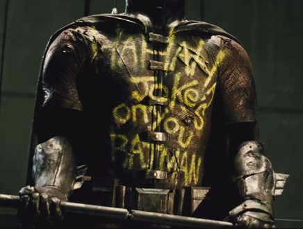 Epic 'Batman v Superman: Dawn of Justice' Comic-Con trailer reveals dead Robin