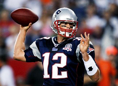 Captain America The Tom Brady Story Part Ii The Sports Herothe