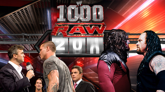 raw 1000 episode song