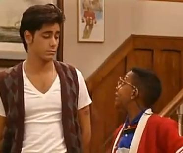 Urkel on Full House